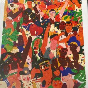 Celebrate Pride jigsaw puzzles NIB NEW 1000 pieces